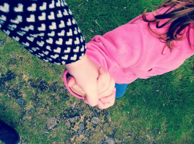 9 holding hands childhood family love uk blog.