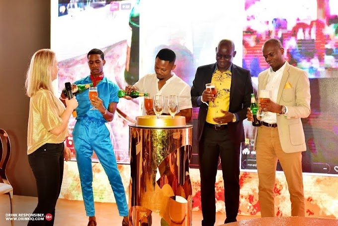 Guinness Nigeria Plc Unveils New Premium Golden Lager Beer, Guinness Gold at Lagos Show-stopping event