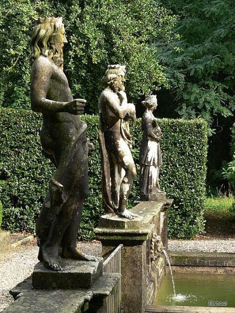 Villa Torrigiani, Tuscany, Italy Lucca
