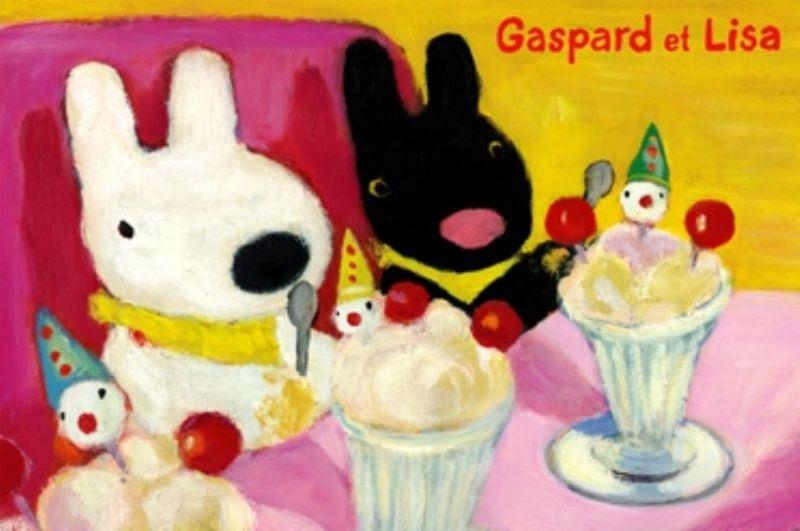 Bonjour! リサとガスパール|リサとガスパール公式サイト!取り  - リサとガスパール壁紙無料