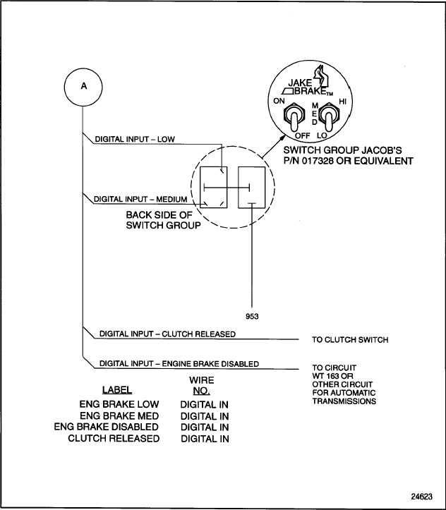 Detroit Diesel 60 Ecm Wiring Diagram Input