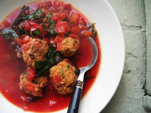 alla Poppy: Chopped Vegetable Soup fennel and beet soup ...