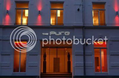 The Pure hotel 14
