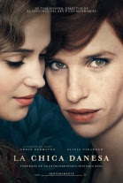Póster de La chica danesa (The Danish Girl)