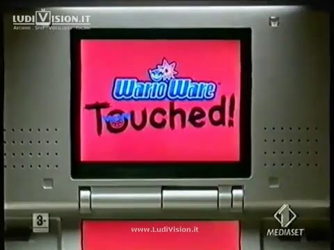 Nintendo DS - WarioWare: Touched! (2005)
