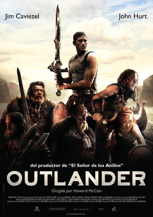 Outlander (Howard McCain, 2.008)