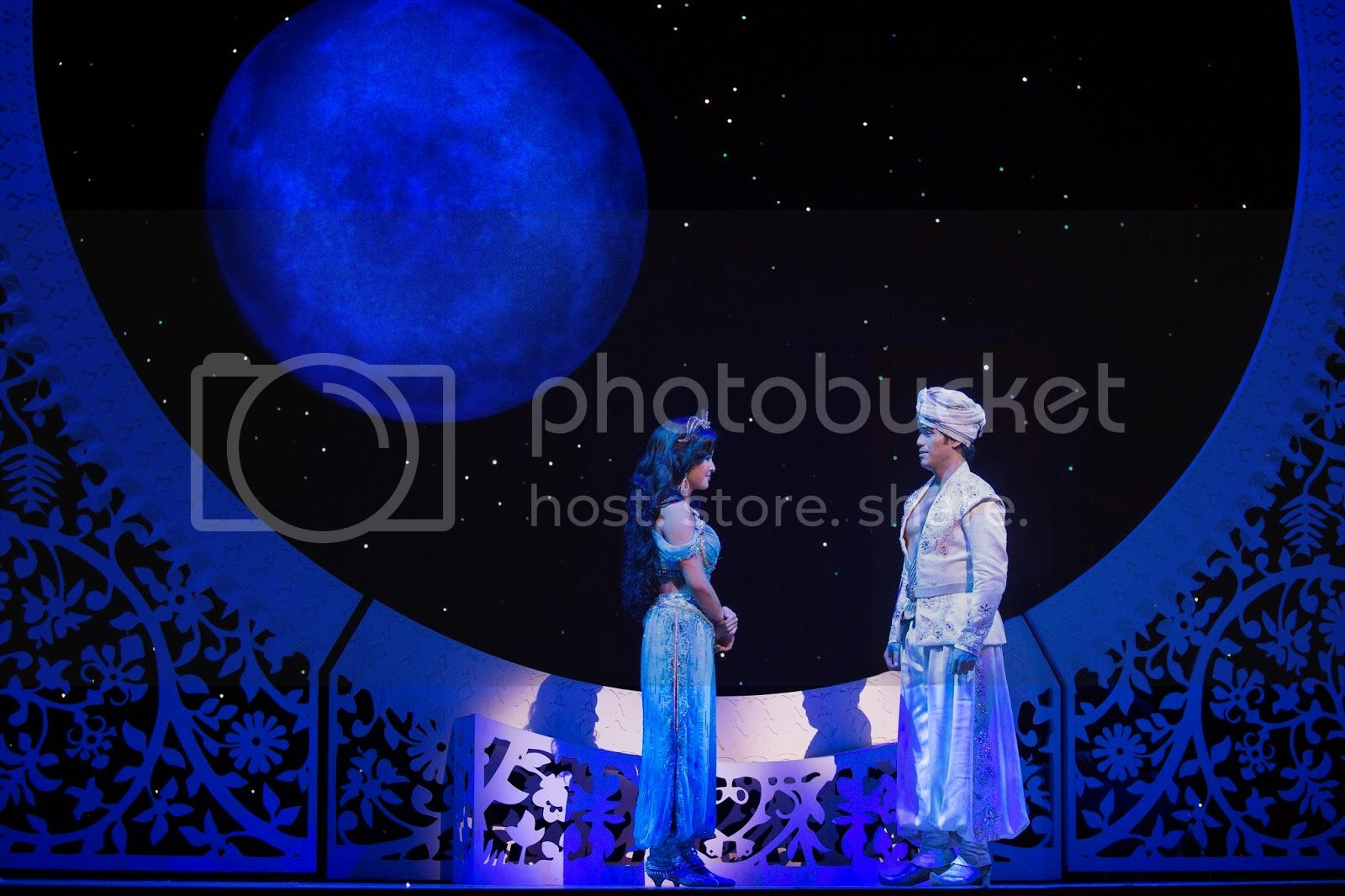 Aladdin The New Stage Musical Debut On Broadway