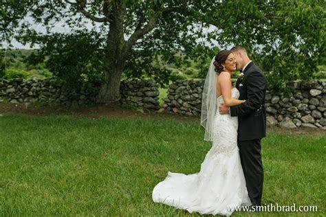 Kristen & Ryan: Married, Dunes Club, Narragansett
