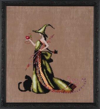 Ana (Bewitching Pixies) - Cross Stitch Pattern