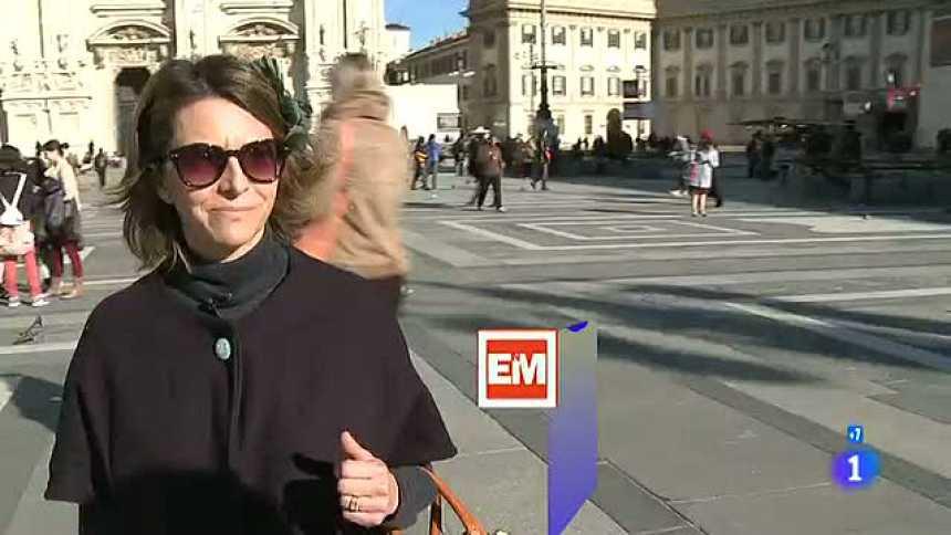 Españoles en el mundo - Milán - Beatriz