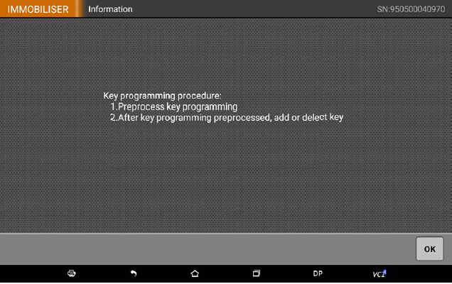 OBDSTAR X300 DP Program Smart Key for BWM FEM BDC (7)