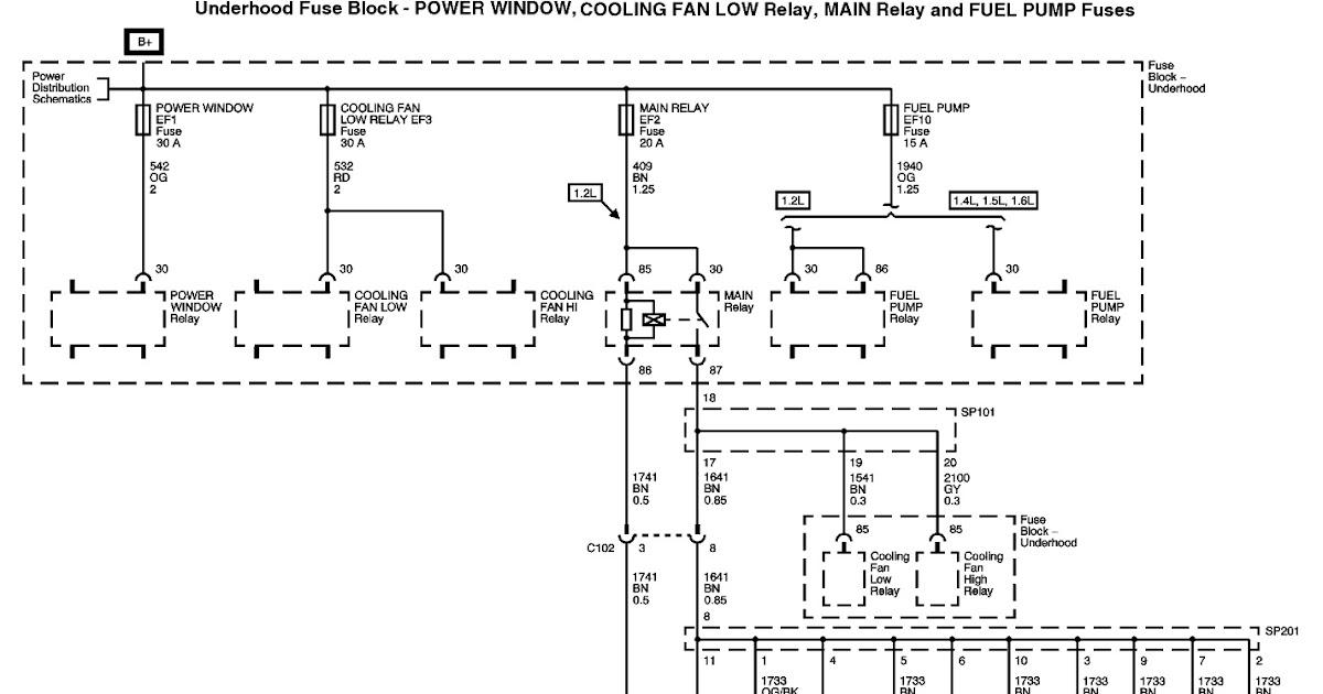 Roger Vivi Ersaks  2008 Chevy Aveo Wiring Diagram