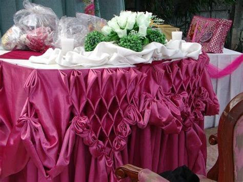26 best images about Table Skirt on Pinterest