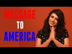 Indian girl responds to hypocrite America