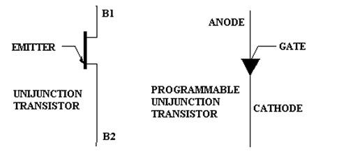 programmable unijunction transistor