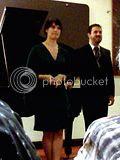 Laura Krumm & Robert Mollicone, 10.24.2012 Mezzo Laura Krumm & pianist Robert Mollicone at Salon at the Rex.