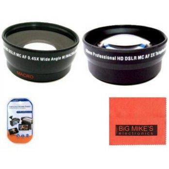 Harga Macyskorea 58mm 043x Altura Photo Professional Hd Wide