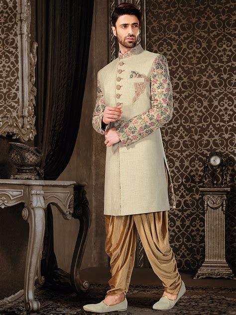 Best 25  Wedding sherwani ideas on Pinterest   Sherwani