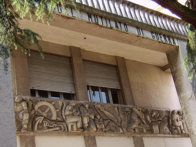 casa del mutilato di guerra