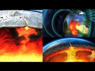 El núcleo de la Tierra se esta derramando y los geólogos no saben por qué