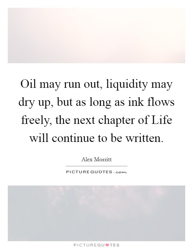 Next Chapter Quotes Sayings Next Chapter Picture Quotes