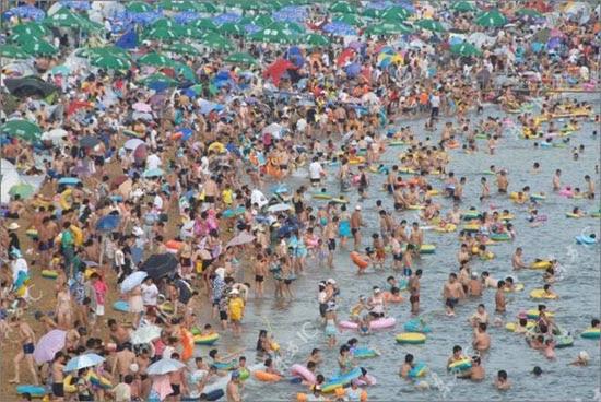 Σας ενοχλούν οι υπερβολικά γεμάτες παραλίες; (15)