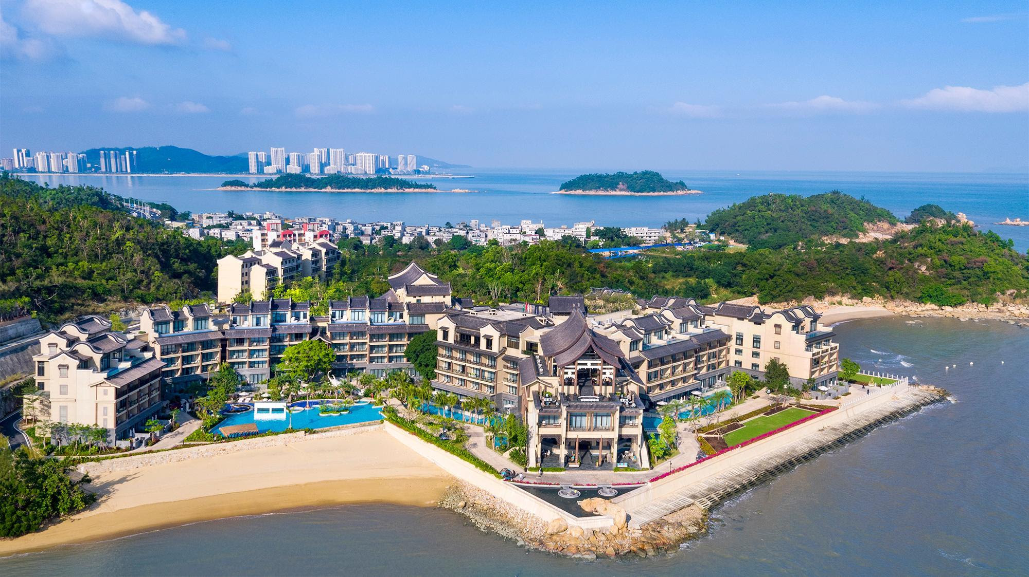 Angsana Zhuhai Phoenix Bay Reviews