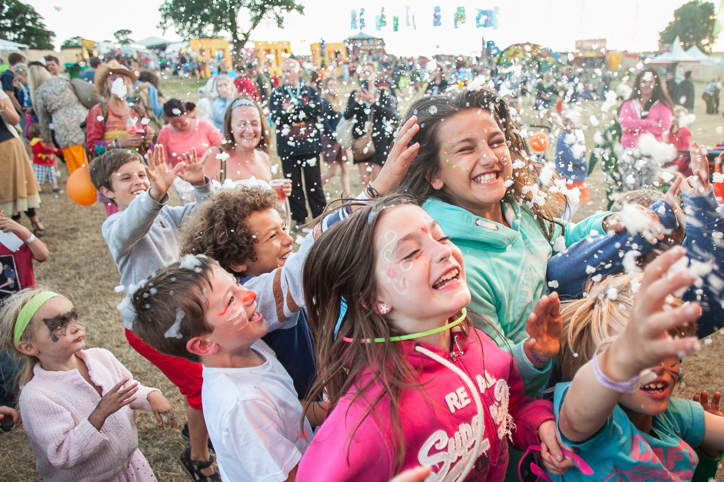 Image result for camp bestival uk kids