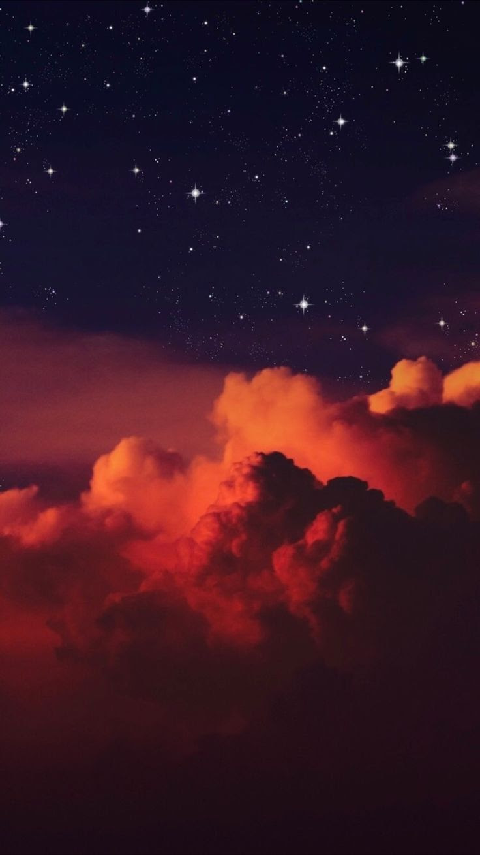 15 Beautiful Wonder Of The Sky For Iphone Wallpaper Orange Sky