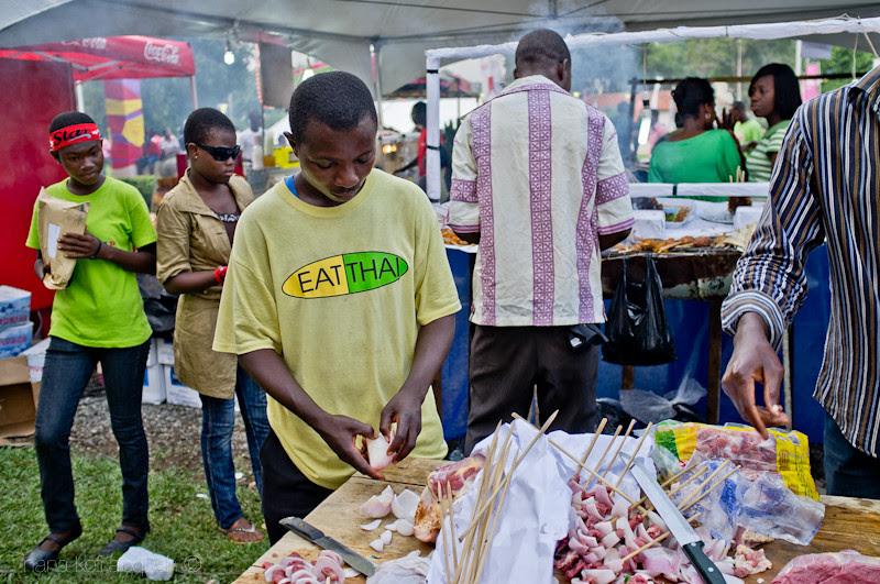 Joy Bridal Fair, Accra 2011