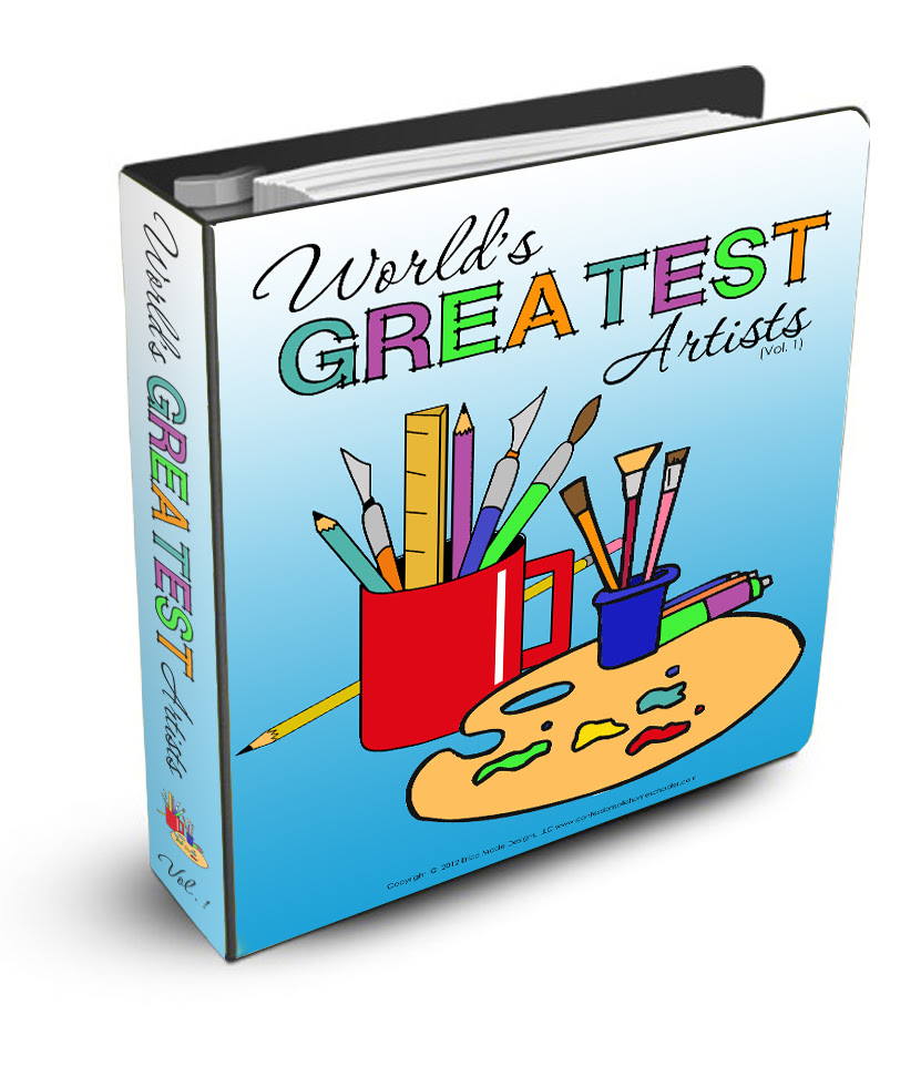 World's Greatest Artists 1