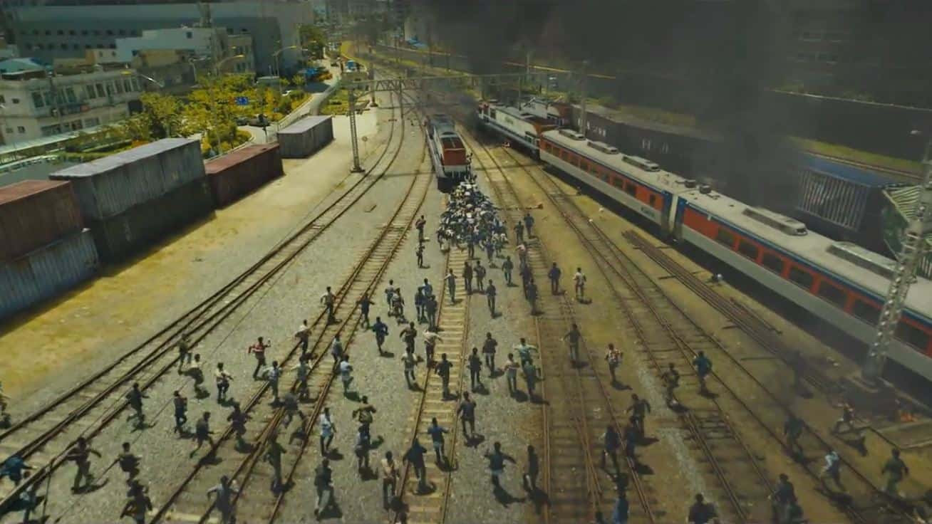 Risultati immagini per train to busan