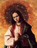 La Inmaculada Concepcin de la bienaventurada Virgen Mara