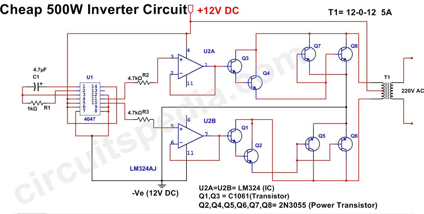 1000 W Inverter Circuit Diagram Full Version Hd Quality Circuit Diagram Lulu Diagram Changezvotrevie Fr
