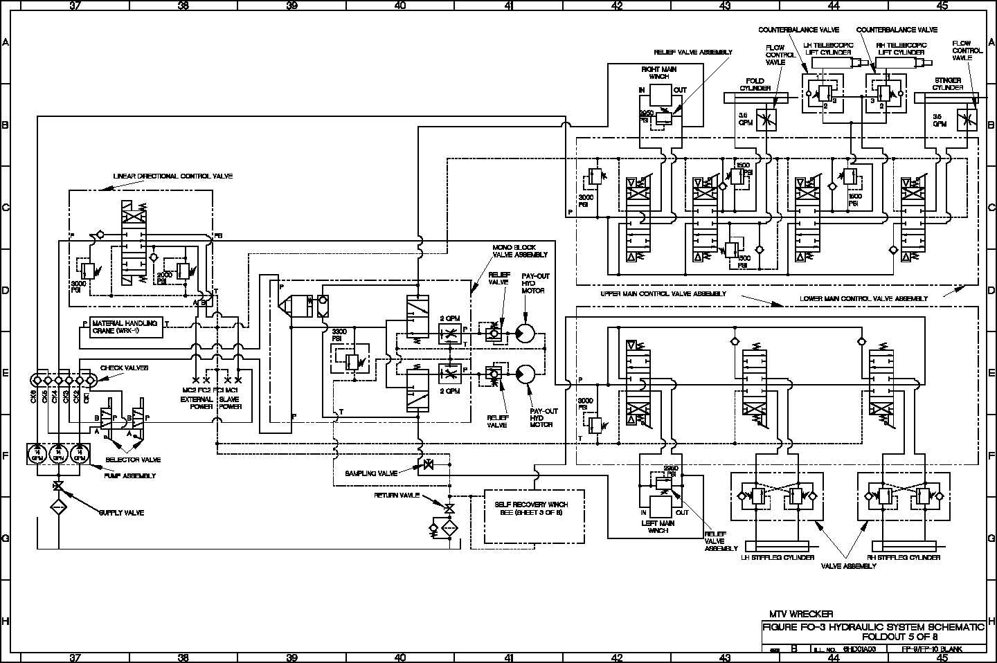 aircraft wiring and schematic diagrams image 10
