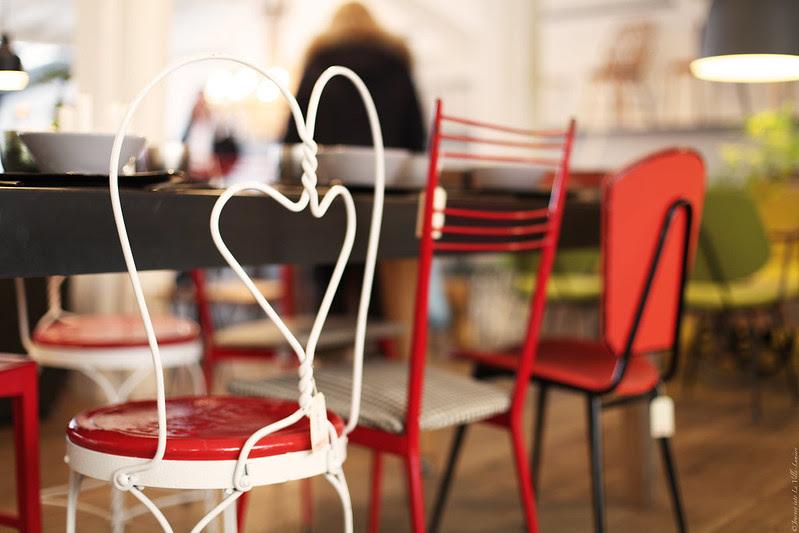Merci & The Used Book Café