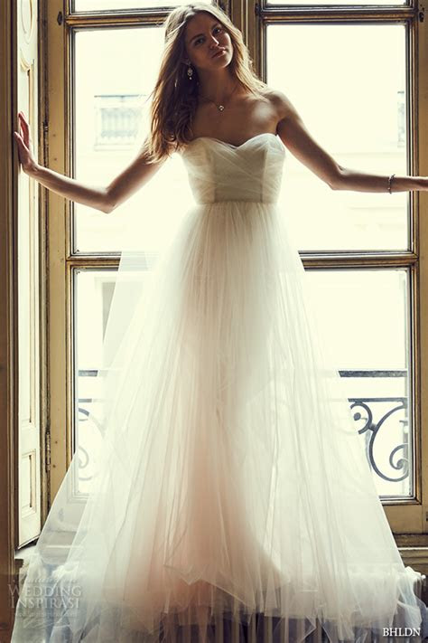 Wedding Dress With Rose Gold Beading