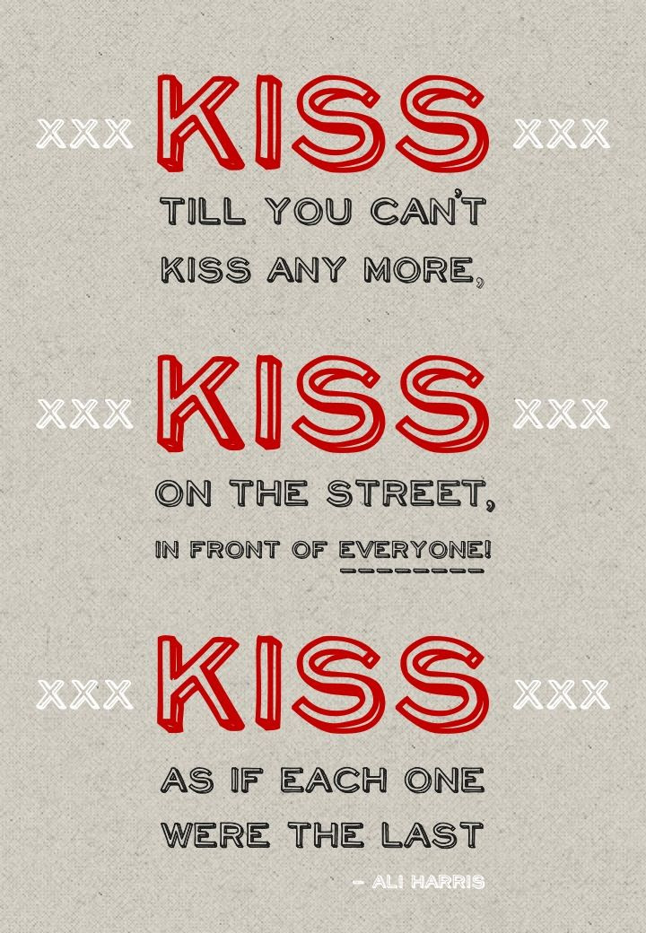 50 Best Kiss Quotes To Inspire You