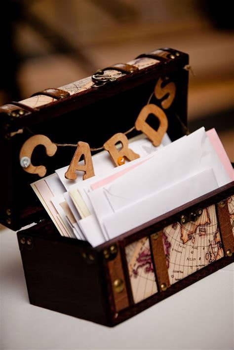 1000  images about Wedding Card Boxes/Collection Ideas on
