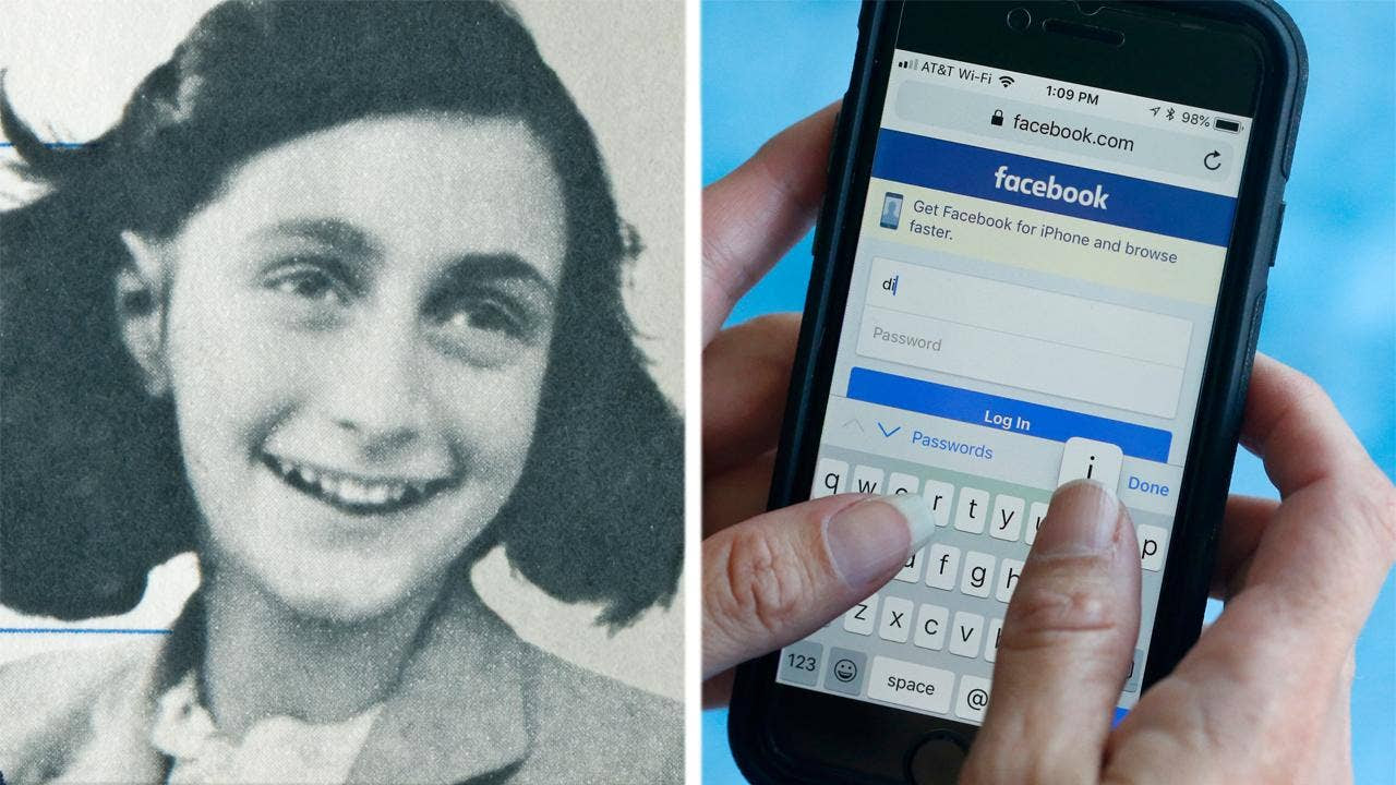FOX NEWS: Facebook 'sorry' after removing Holocaust picture of naked starving children posted by Anne Frank Center