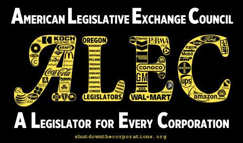 A.L.E.C.: A Legislator for Every Corporation