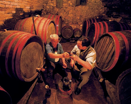 Bulgarian wine tour
