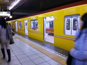 黄色い銀座線1回目