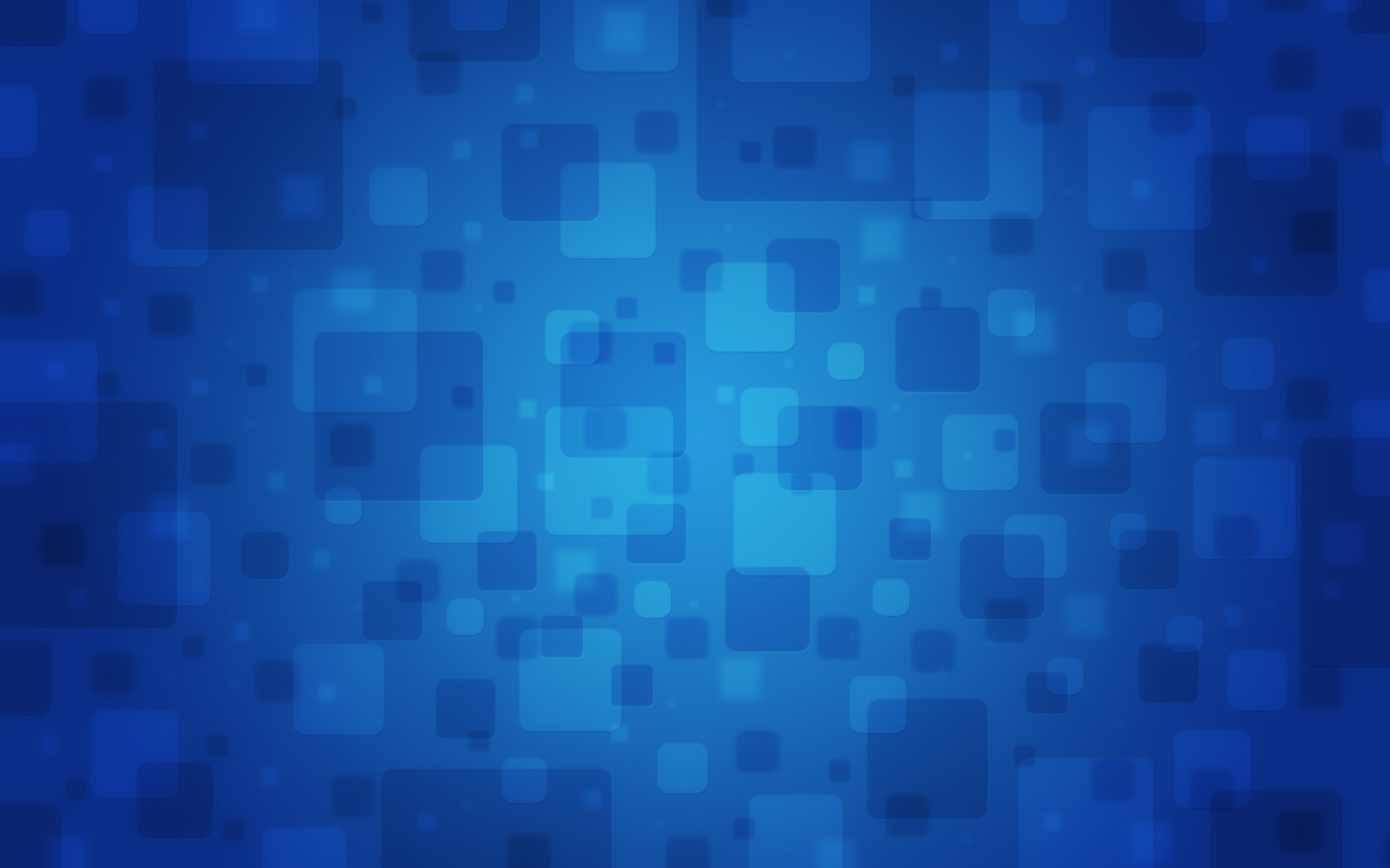 WALLPAPERS HD Blue Squares