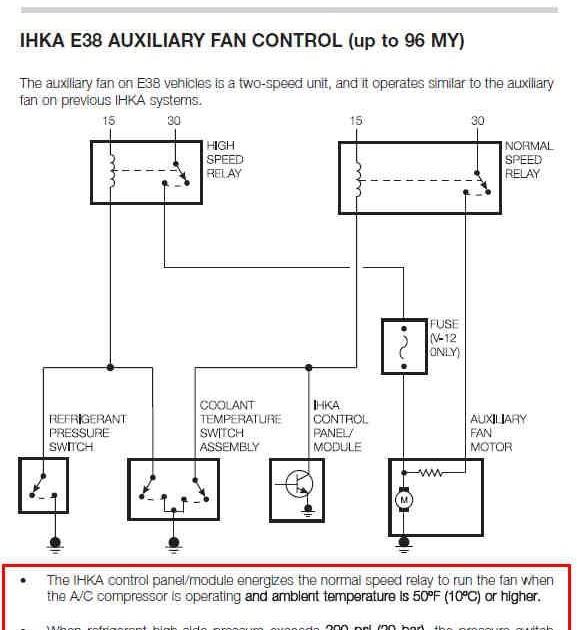 50 Unique E39 Auxiliary Fan Wiring Diagram