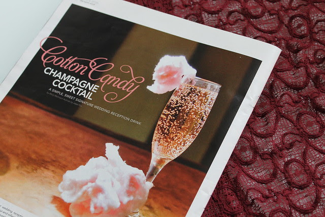 Valentine's Day recipe: cotton-candy champagne cocktail