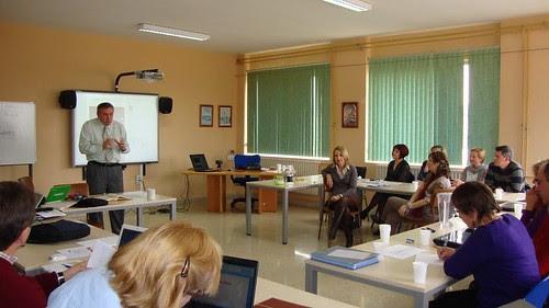 Mikel Agirregabiria en Encuentro ARCE (Leioa)