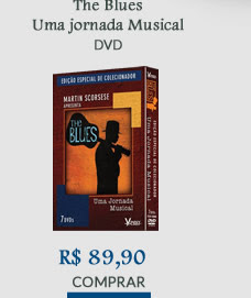 BLUES, THE - UMA JORNADA MUSICAL (7 DVDS)