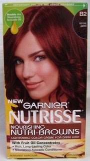 Black Hair Styles Garnier Nutrisse Hair Color Roasted