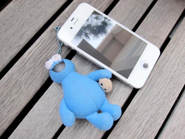 cookie monster iphone 2
